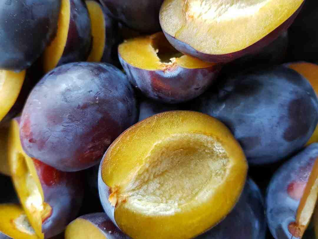 Comment faire mûrir une prune