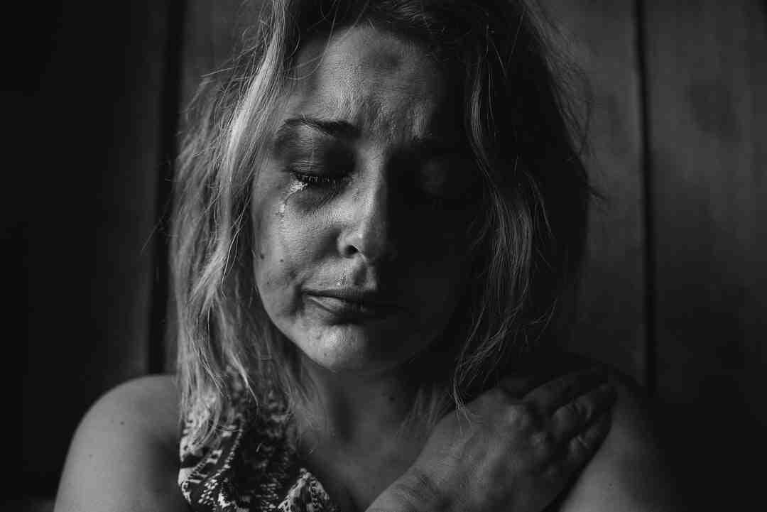 Comment cacher ses pleurs