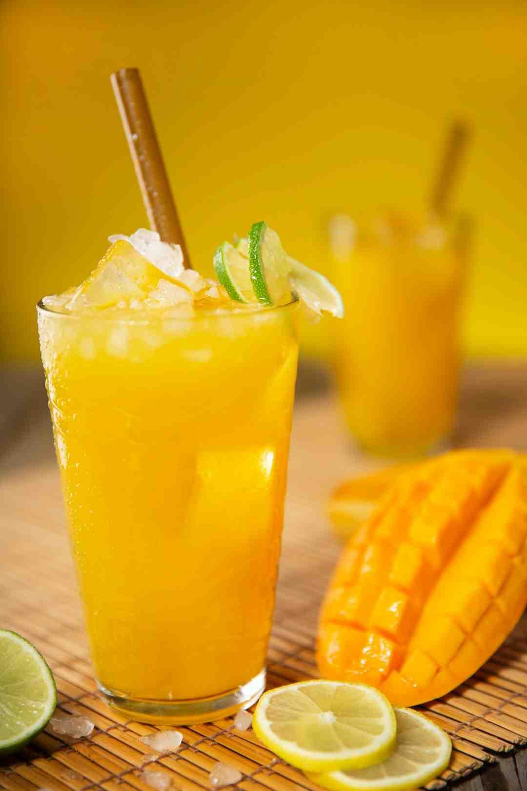 Comment faire du jus d'orange