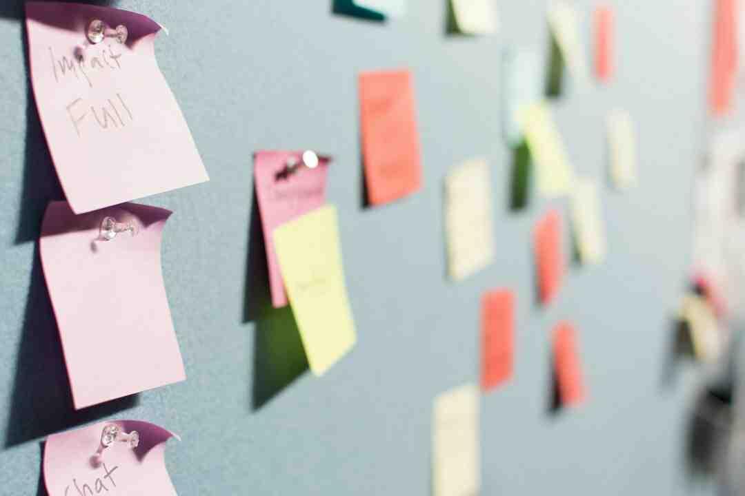Comment présenter un projet professionnel par écrit ?